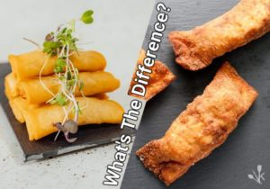 Spring Roll vs Egg Roll: Differences Wrapped Up