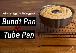 Tube Pan vs Bundt Pan: What's The Difference?
