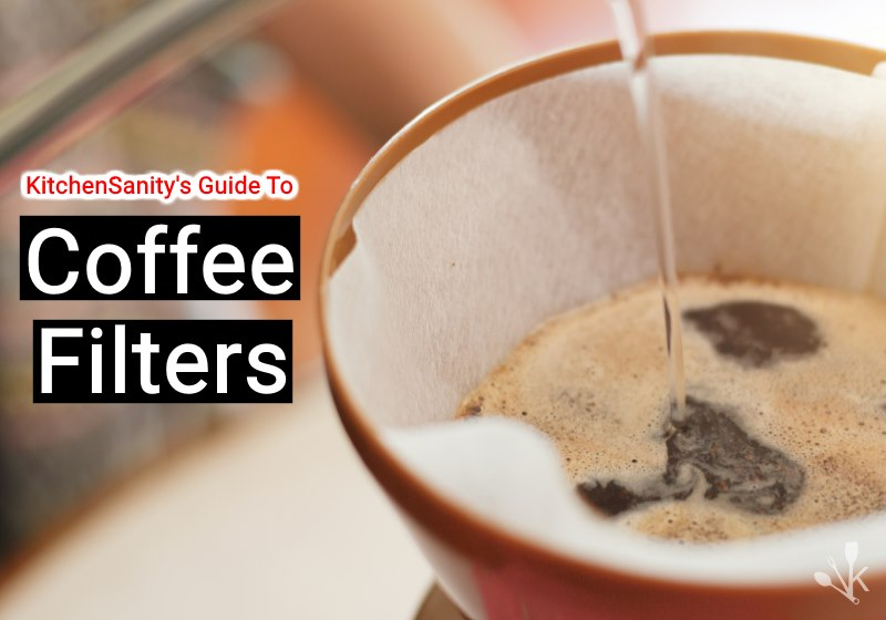 types of coffee filters