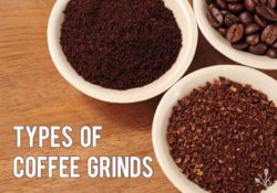 Types Of Coffee Grind Sizes & Chart