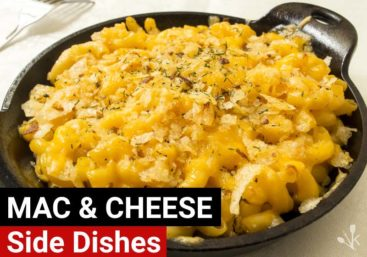 What Goes With Mac And Cheese?