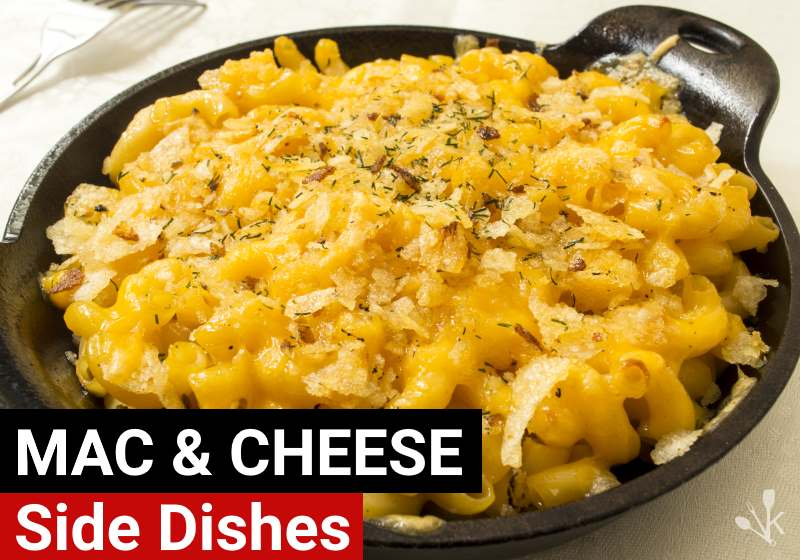what goes with mac and cheese