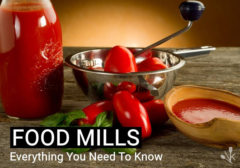 what is a food mill