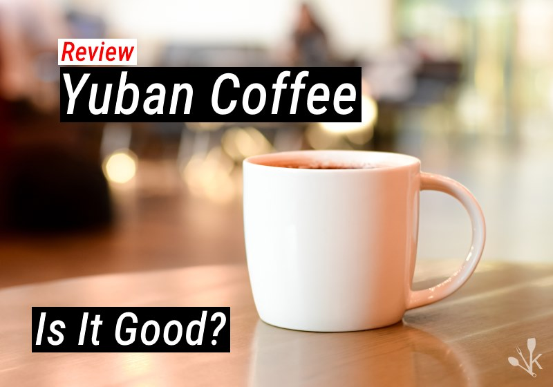 Yuban Coffee Review